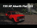 Extreme Offroad Silly Builds - 1980 Abarth Fiat 131 (Forza Horizon 3)
