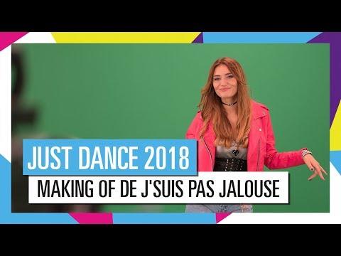 MAKING OF DE J'SUIS PAS JALOUSE - ANDY ROWSKI / JUST DANCE 2018 [OFFICIEL] HD