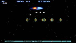 Gradius III 3 Cheat codes for Super Nintendo (SNES) Suicide and All Items / options