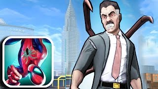 Spider-Man: Unlimited - J. Jonah Jameson Review [iPhone/Android]