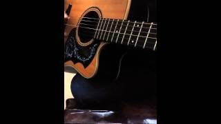Âm thầm bên em vì anh nghèo guitar cover by Khải Màu