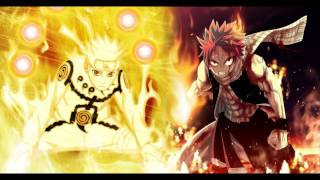 Repeat youtube video Burning Will - Naruto x Fairy Tail Remix