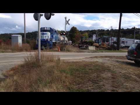 Freight Train: NA-1 to Concord, NH