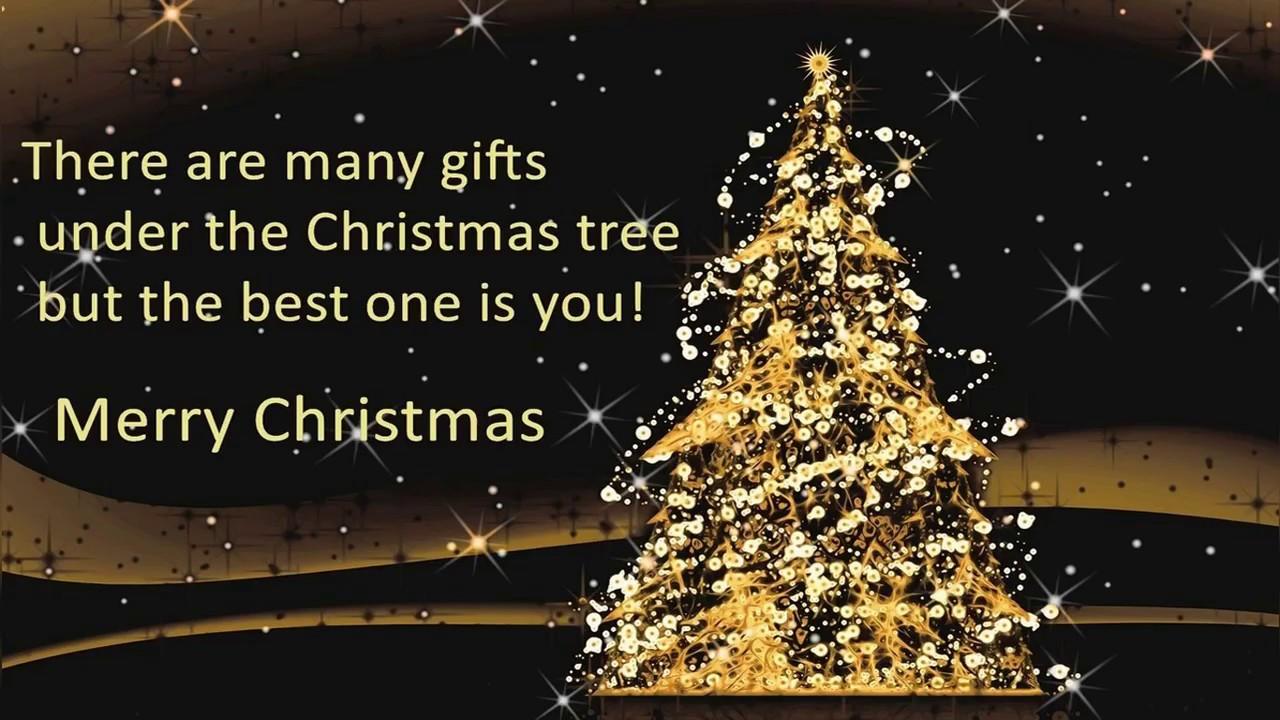 christmas greetings wording for