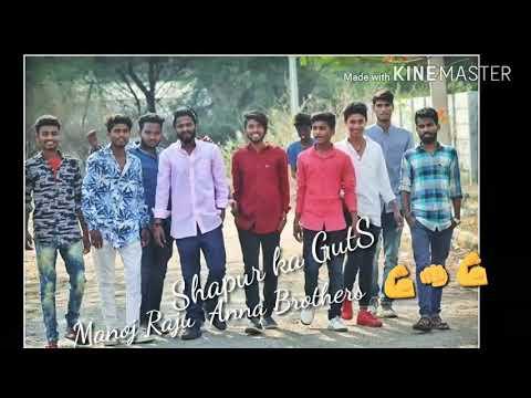 Shapur Manoj Raju Anna  Brothers Dil Se Dosthan Chestam brO Namitha Pranal esstham bro 💪💗💪