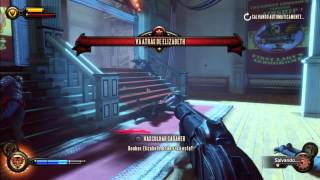 BioShock Infinite (PS3) - FULL GAME - PART 3/13  (WALKTHROUGH HD)