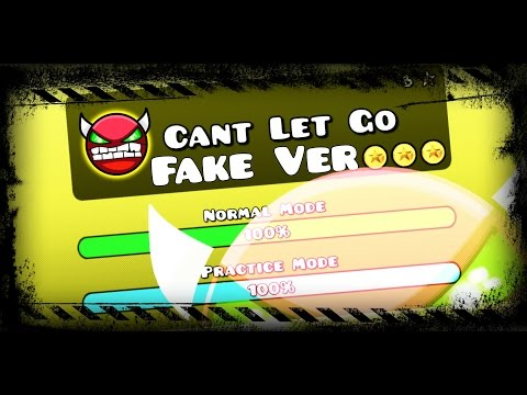 Geometry Dash 2.0 - [#6] Cant Let Go Verified (FAKE VER) All Coin - Dorami