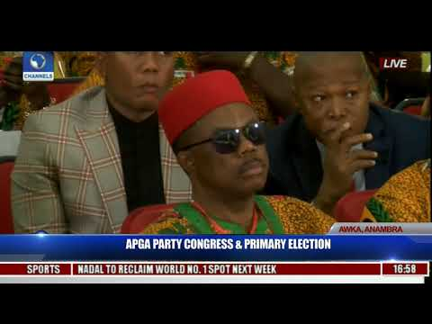 APGA Party Congress & Primary Election Pt.26 | Live Coverage
