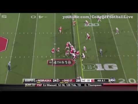 Ohio State QB Braxton Miller 2012 Highlights ᴴᴰ
