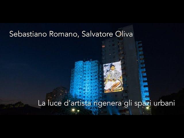Luce e Colore tra Arte e Design | Sebastiano Romano, Salvatore Oliva - La luce d'artista...