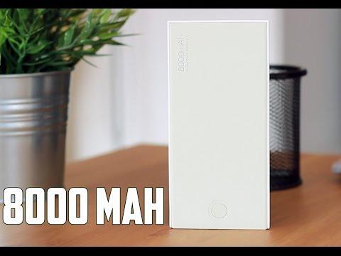 Bater�a 8000 mAh de Aukey, un gran complemento para tu Android