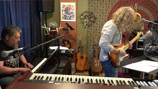 Bill Chris Bob Gary and Steve Performing Nobody Knows You Main Street Music and Art Studio