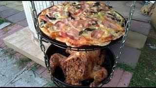 Armenian TОNIR BBQ, ՀԱՅԿԱԿԱՆ ԹՈՆԻՐ, ЧУДО ТОНИР(ТАНДЫР), Выпечки, фаршированные овощи, курица, пицца