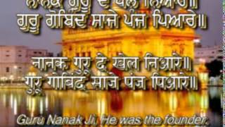 """GURPURB"" a Devotional Song for Children Hindi/Punjabi Subtitles and translation"
