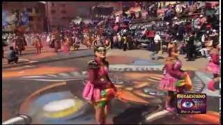 CARNAVAL DE ORURO 2015 GRAN TRADICIONAL AUTENTICA DIABLADA ORURO