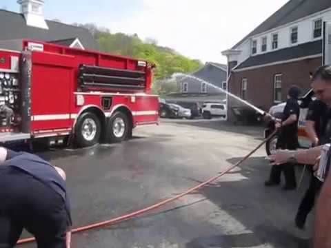 "Georgetown CT Fire Dept. Tanker #3 ""Wetdown"""