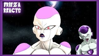 FRIEZA REACTS TO FRIEZA RETURNS AFTER DRAGONBALL SUPER (PARODY)