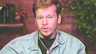 Download lagu NKOTB Good Morning America March 27, 1991 Donnie Wahlberg