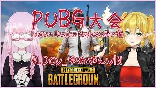 【PUBG大会】Legion Doujou Cup:VTuber編 #LDCV_ゆめやんWIN 【夢乃名菓の夢の中】 #Vtuber #PUBG