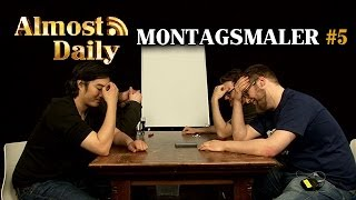 Almost Daily #79 | Montagsmaler #5