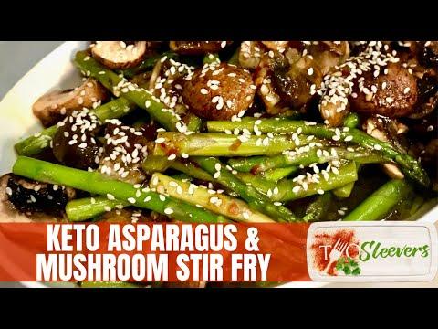 keto-asparagus-mushroom-stir-fry-recipe