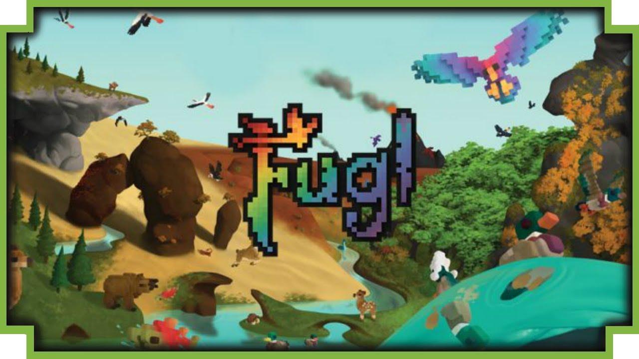 Fugl - (Relaxing Bird Flying Game) - YouTube