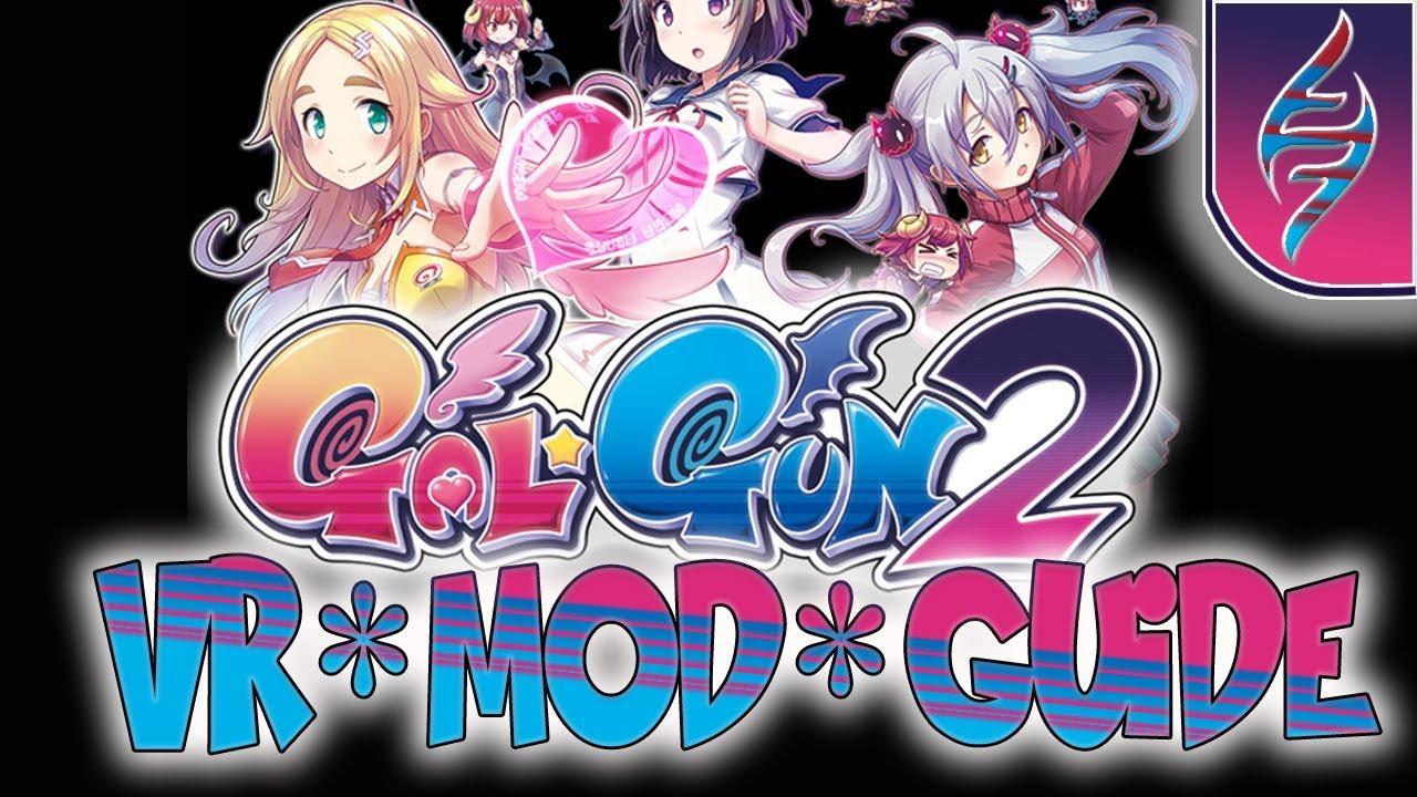 Gal*Gun 2 - VR Mod Guide by Helixxvr