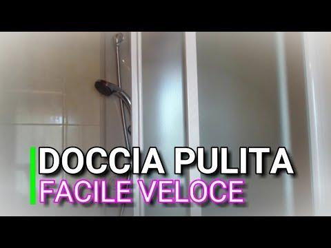 Pulizia Vetri Box Doccia.Vlog Come Pulire La Doccia Bagno Efficacemente Marlinda Canonico