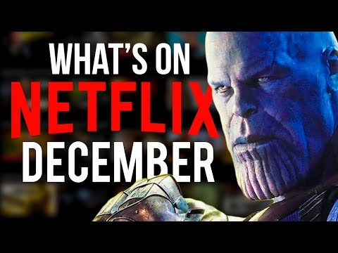 Whats Coming To Netflix December 2018 (New Netflix Shows & Movies for This Christmas)