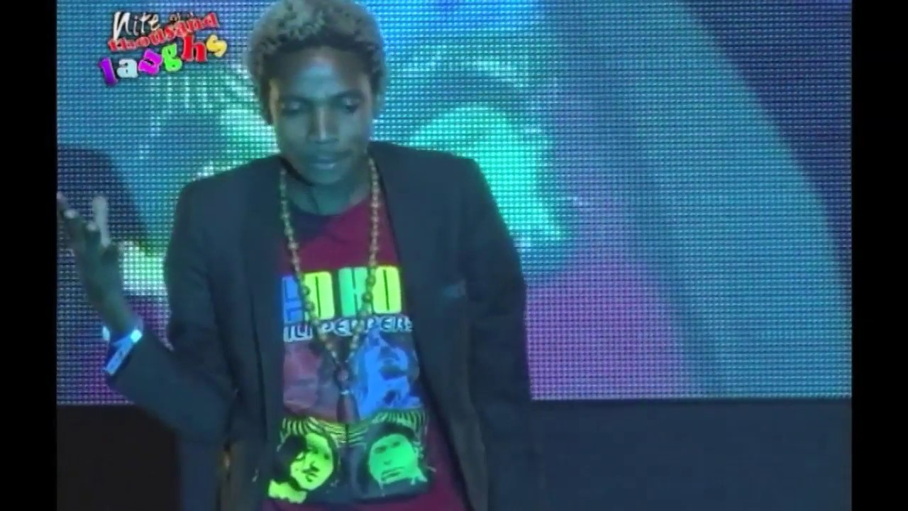 Eric Omondi Comedy Show (White & Black People) | Nite Of A Thousand Laughs