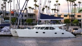 Youtube video Prout 50 Catamaran  SOLD SOLD