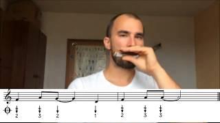 Harmonica Lesson: Yesterday