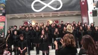 """Atakent Anadolu Lisesi - 10 Kasım - """"nasıl Söylerim Öldüğünü"""""""
