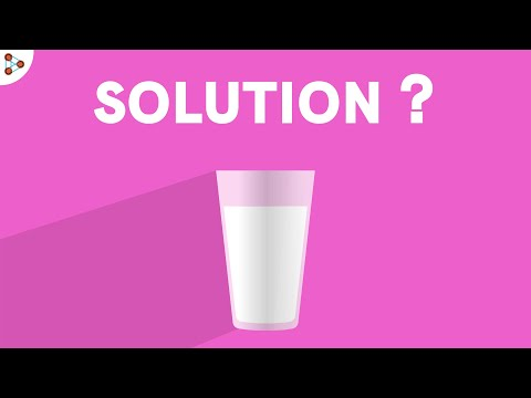 What is a solution? | Solutions | Chemistry | Don't Memorise