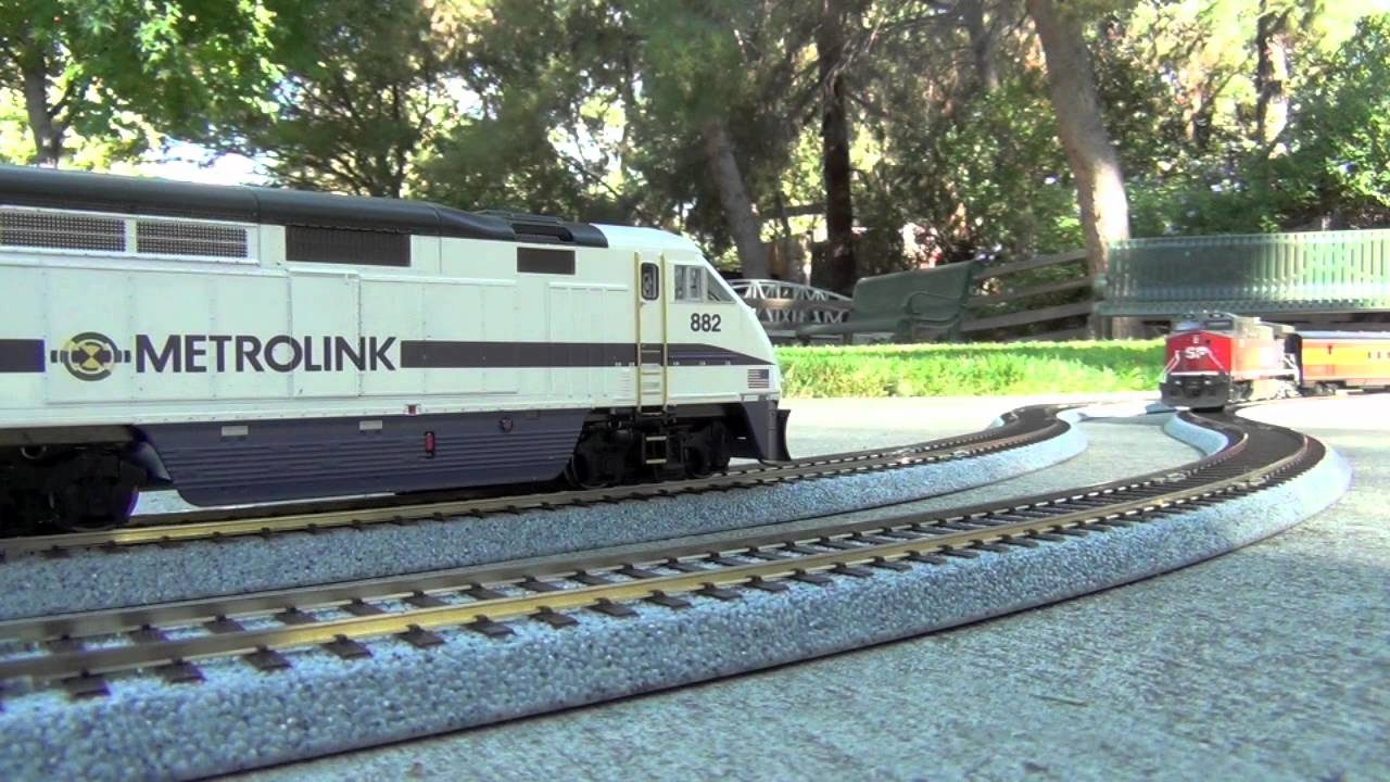 Hd My Ho Model Train Collection Metrolink Southern Pacific Union Pacific Etc