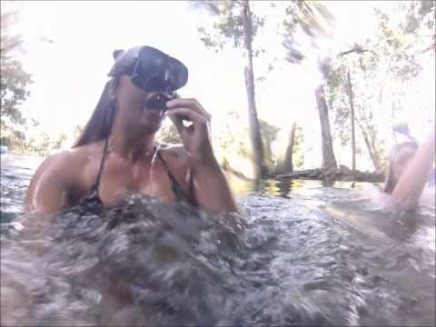 Ginnie Springs September 2014