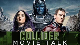 Collider Movie Talk - X-Men Apocalypse First Trailer To Play With Star Wars