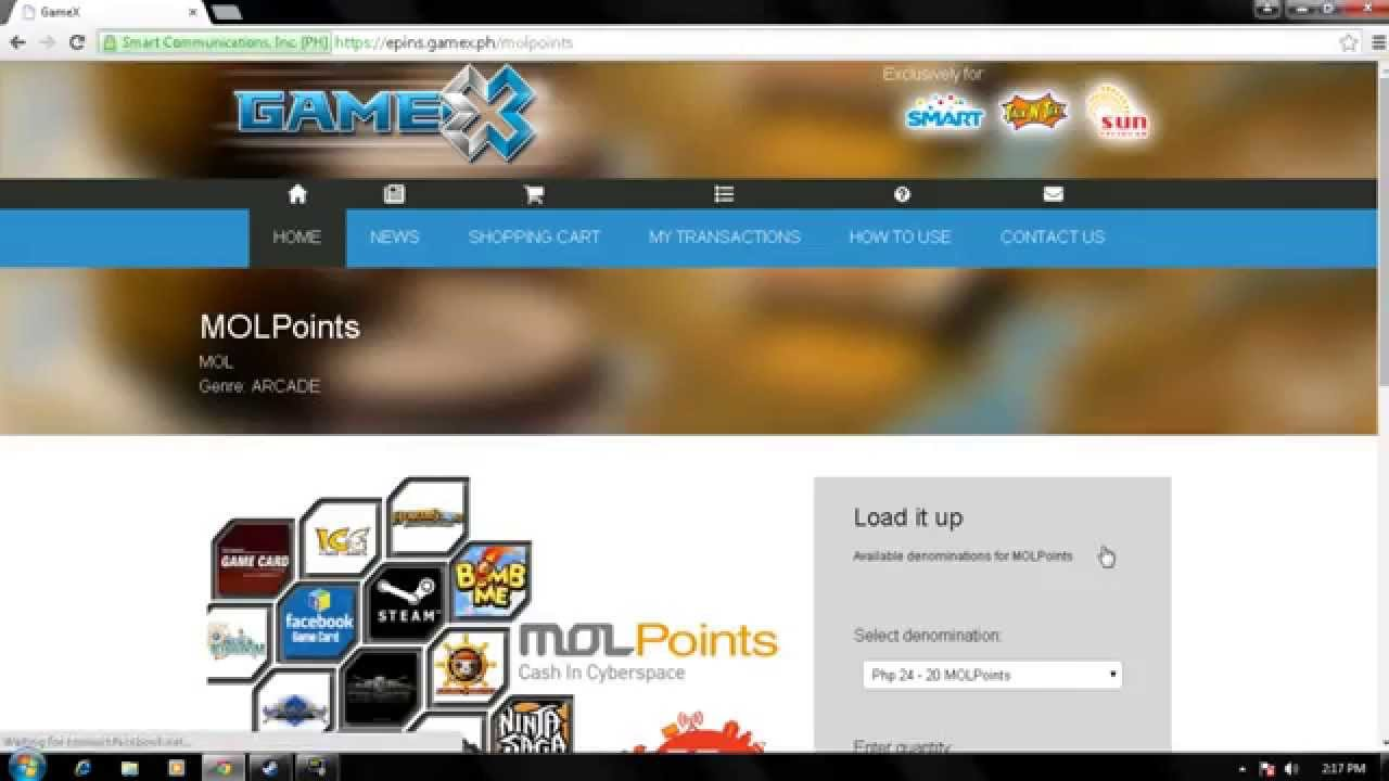 How To Buy Steam Wallet Using Your Mobile Philippines Youtube 12