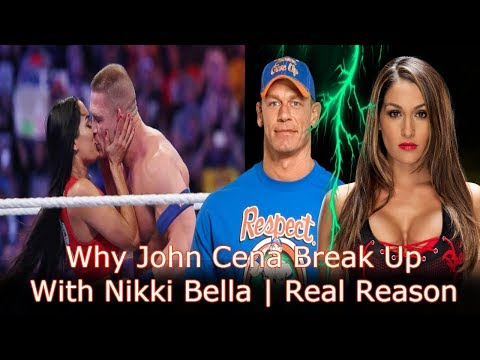 Why John Cena Breakup With Nikki Bella ! Reason Revealed ! Complete Story
