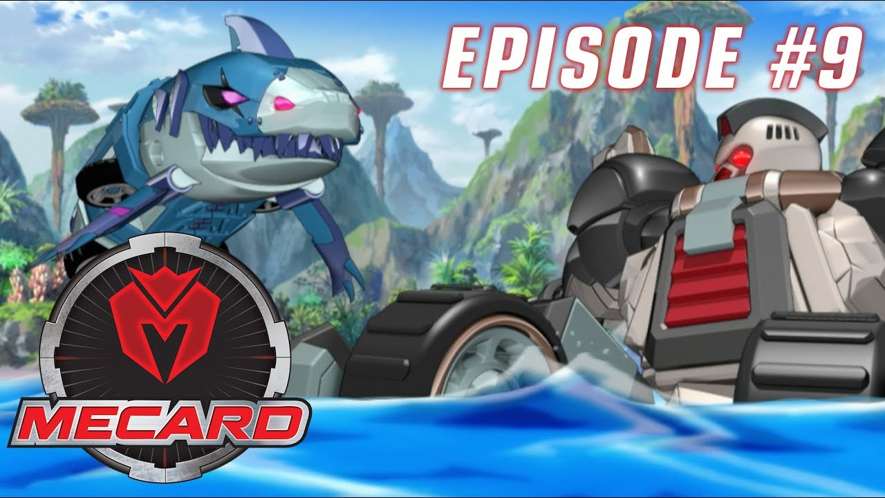 Download Battle at the South Sea   Mecard   Episode 9