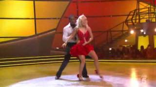 213 Twitch and Chelsie's Mambo (Part 1 the performance) Se4Eo20.