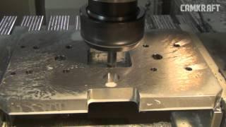 CAMKRAFT - Produkcja form wtryskowych / obróbka skrawaniem CNC / elektrodrążenie