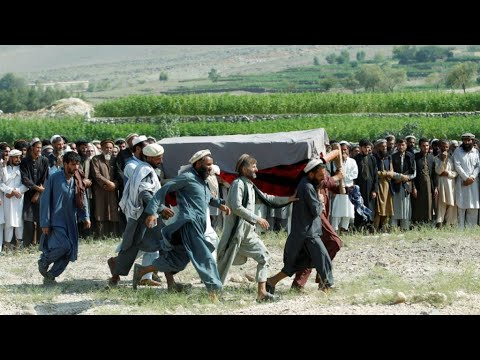 Errant US drone strike kills dozens of farmers in Afghanistan