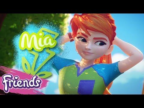 Meet Mia Lego Friends Character Spot Youtube