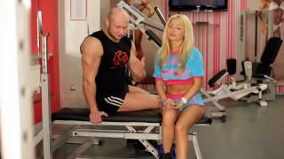 Упражнения для ягодиц и бедер. Программа для красивой попки.(576. Эффективные упражнения для упругих бедер и мышц ягодиц. Тренируемся по программе для красивой попки...., 2012-02-21T23:55:11.000Z)