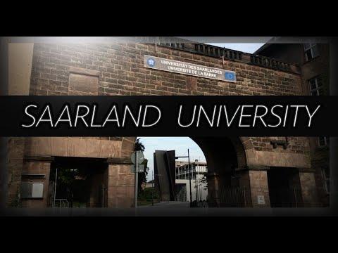 Saarland University/Universität des Saarlandes/萨尔大学