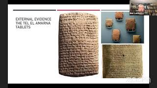 The book of Joshua - an authentic record of events
