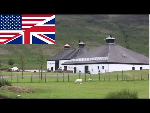 Whisky Distillery Tour: Arran