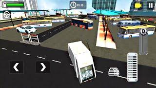 Car Simulators - Trash Truck Driving Simulator - Car Driving Simulators - Android ios Gameplay screenshot 5