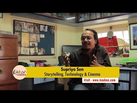 #KaahonCinema - Supriyo Sen I Cinema I Storytelling I Cinema Technology I Format